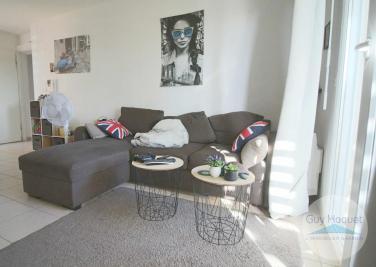 Vente appartement St Laurent de la Salanque • <span class='offer-area-number'>63</span> m² environ • <span class='offer-rooms-number'>3</span> pièces
