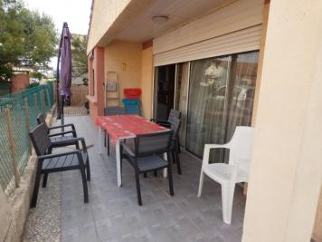Vente appartement Narbonne Plage • <span class='offer-area-number'>50</span> m² environ • <span class='offer-rooms-number'>4</span> pièces