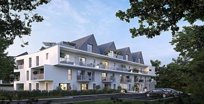 Vente appartement Concarneau • <span class='offer-area-number'>55</span> m² environ • <span class='offer-rooms-number'>3</span> pièces