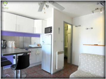 Vente appartement Gruissan • <span class='offer-area-number'>25</span> m² environ • <span class='offer-rooms-number'>1</span> pièce
