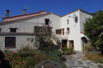 Vente maison Maureillas Las Illas • <span class='offer-area-number'>103</span> m² environ • <span class='offer-rooms-number'>4</span> pièces