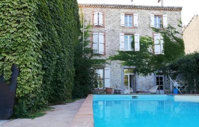 Vente maison St Marcel sur Aude • <span class='offer-area-number'>320</span> m² environ • <span class='offer-rooms-number'>6</span> pièces