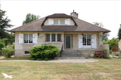 Vente maison Gracay • <span class='offer-area-number'>130</span> m² environ • <span class='offer-rooms-number'>6</span> pièces