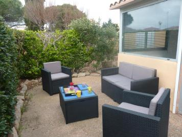 Vente appartement Narbonne Plage • <span class='offer-area-number'>36</span> m² environ • <span class='offer-rooms-number'>2</span> pièces