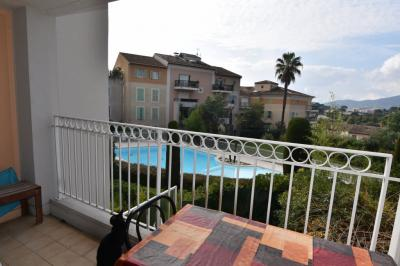 Appartement Le Cannet • <span class='offer-area-number'>45</span> m² environ • <span class='offer-rooms-number'>2</span> pièces