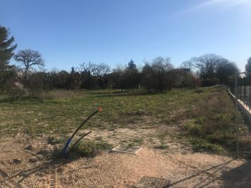Terrain Aix en Provence &bull; <span class='offer-area-number'>1 093</span> m² environ
