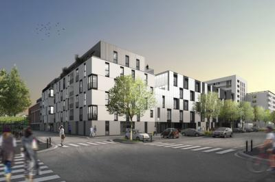 Achat appartement Le Havre • <span class='offer-area-number'>43</span> m² environ • <span class='offer-rooms-number'>2</span> pièces