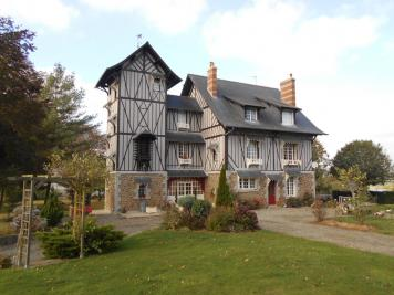 Vente maison St Hilaire du Harcouet • <span class='offer-area-number'>398</span> m² environ • <span class='offer-rooms-number'>9</span> pièces