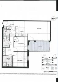 Appartement Nantes • <span class='offer-area-number'>78</span> m² environ • <span class='offer-rooms-number'>3</span> pièces