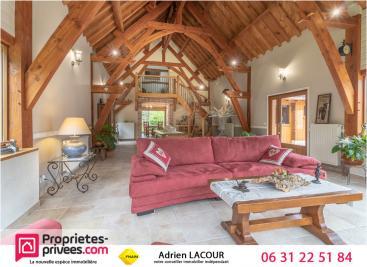 Vente propriété Pruniers en Sologne • <span class='offer-area-number'>246</span> m² environ • <span class='offer-rooms-number'>10</span> pièces