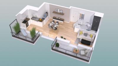 Vente appartement Saran • <span class='offer-area-number'>35</span> m² environ • <span class='offer-rooms-number'>1</span> pièce