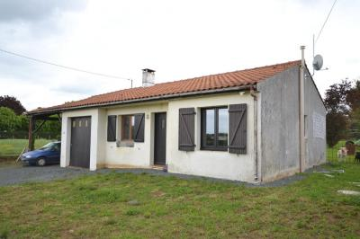 Achat maison Ste Hermine • <span class='offer-area-number'>72</span> m² environ • <span class='offer-rooms-number'>4</span> pièces