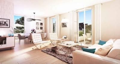 Vente appartement La Baule Escoublac • <span class='offer-area-number'>65</span> m² environ • <span class='offer-rooms-number'>3</span> pièces