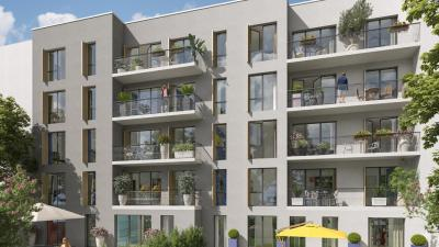 Appartement Lyon 03 • <span class='offer-area-number'>64</span> m² environ • <span class='offer-rooms-number'>3</span> pièces