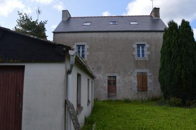Vente maison Plounevez Quintin • <span class='offer-area-number'>97</span> m² environ • <span class='offer-rooms-number'>5</span> pièces