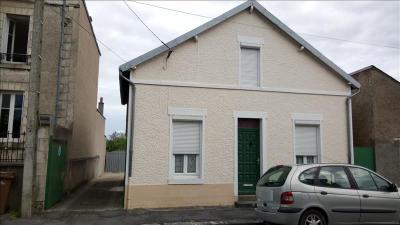 Achat maison Vierzon • <span class='offer-area-number'>90</span> m² environ • <span class='offer-rooms-number'>5</span> pièces