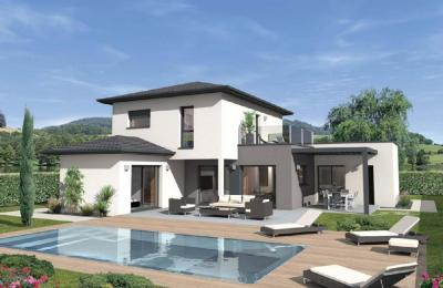 Vente terrain Champagne au Mont d Or • <span class='offer-area-number'>777</span> m² environ