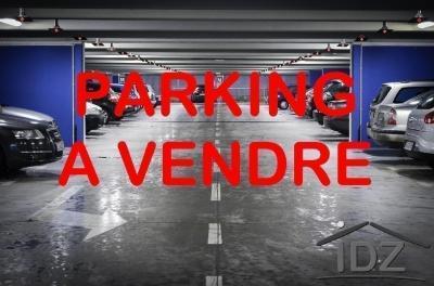 Vente parking St Louis