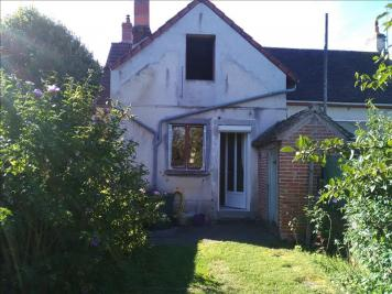 Vente maison Nohant en Gracay • <span class='offer-area-number'>71</span> m² environ • <span class='offer-rooms-number'>3</span> pièces