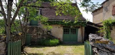 Maison Lugagnac • <span class='offer-area-number'>102</span> m² environ • <span class='offer-rooms-number'>4</span> pièces