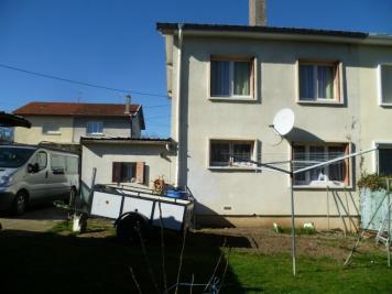 Vente maison St Nicolas de Port • <span class='offer-area-number'>80</span> m² environ • <span class='offer-rooms-number'>4</span> pièces