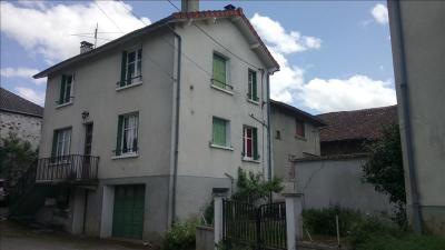 Achat maison St Laurent sur Gorre • <span class='offer-area-number'>94</span> m² environ • <span class='offer-rooms-number'>5</span> pièces