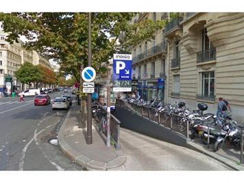 Achat parking Paris 08