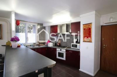 Appartement Villejuif • <span class='offer-area-number'>57</span> m² environ • <span class='offer-rooms-number'>3</span> pièces