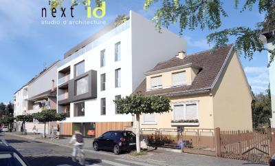 Appartement Riedisheim • <span class='offer-area-number'>102</span> m² environ • <span class='offer-rooms-number'>4</span> pièces