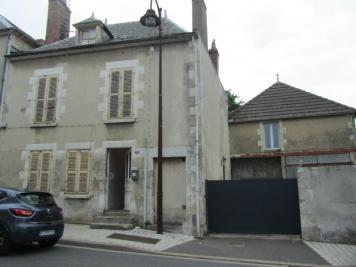 Maison St Satur • <span class='offer-area-number'>97</span> m² environ • <span class='offer-rooms-number'>3</span> pièces