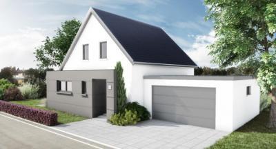 Achat maison+terrain Pfastatt • <span class='offer-rooms-number'>5</span> pièces