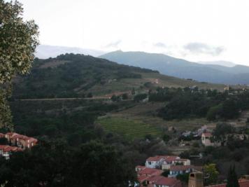 Vente terrain Collioure • <span class='offer-area-number'>586</span> m² environ