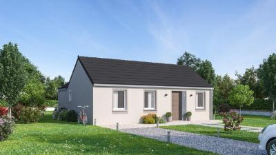 Vente maison+terrain Villeneuve d Ascq • <span class='offer-area-number'>73</span> m² environ • <span class='offer-rooms-number'>3</span> pièces