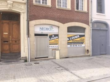 Location commerce Amiens • <span class='offer-area-number'>78</span> m² environ
