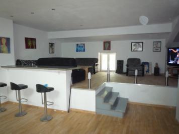 Vente loft St Laurent de la Cabrerisse • <span class='offer-area-number'>135</span> m² environ • <span class='offer-rooms-number'>5</span> pièces