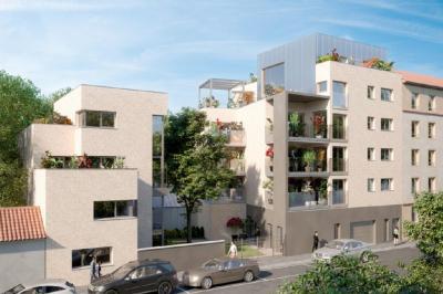 Achat appartement Lyon 08 • <span class='offer-area-number'>60</span> m² environ • <span class='offer-rooms-number'>3</span> pièces