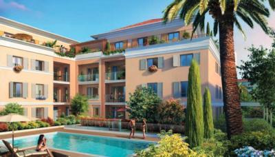 Appartement Cannes • <span class='offer-area-number'>42</span> m² environ • <span class='offer-rooms-number'>2</span> pièces