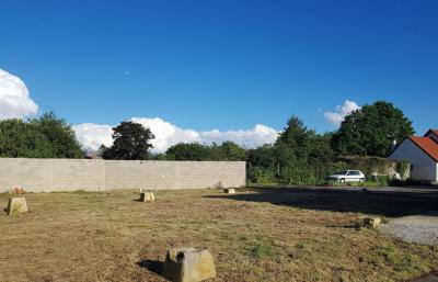 Vente terrain St Sauflieu • <span class='offer-area-number'>960</span> m² environ