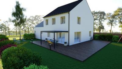 Vente maison+terrain Rosieres aux Salines • <span class='offer-area-number'>118</span> m² environ • <span class='offer-rooms-number'>5</span> pièces