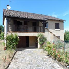 Vente maison Biars sur Cere • <span class='offer-area-number'>109</span> m² environ • <span class='offer-rooms-number'>5</span> pièces