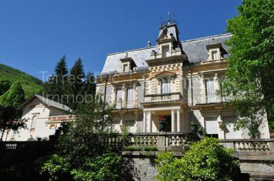 Vente château Arles sur Tech • <span class='offer-area-number'>490</span> m² environ • <span class='offer-rooms-number'>19</span> pièces