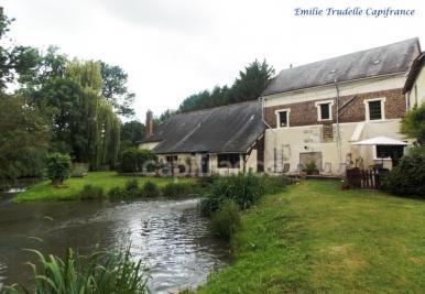 Achat autre La Chartre sur le Loir • <span class='offer-area-number'>350</span> m² environ • <span class='offer-rooms-number'>9</span> pièces
