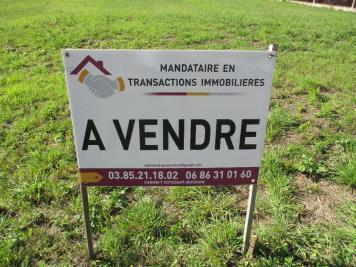 Vente terrain Montceaux l Etoile • <span class='offer-area-number'>1 915</span> m² environ