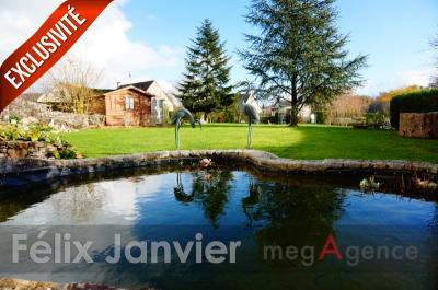 Maison St Ouen des Toits &bull; <span class='offer-area-number'>151</span> m² environ &bull; <span class='offer-rooms-number'>8</span> pièces