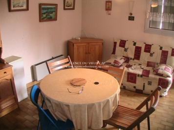 Appartement Cap d Agde • <span class='offer-area-number'>32</span> m² environ • <span class='offer-rooms-number'>2</span> pièces