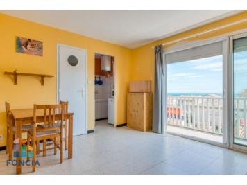 Appartement Narbonne Plage &bull; <span class='offer-area-number'>24</span> m² environ &bull; <span class='offer-rooms-number'>1</span> pièce