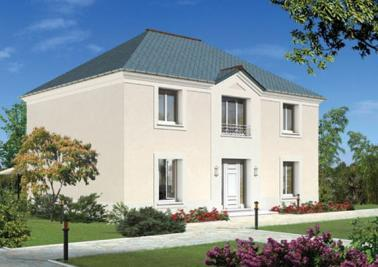 Achat maison+terrain Lagny le Sec • <span class='offer-area-number'>95</span> m² environ • <span class='offer-rooms-number'>4</span> pièces