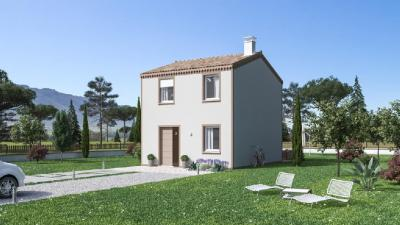 Vente maison+terrain Nice • <span class='offer-area-number'>74</span> m² environ • <span class='offer-rooms-number'>3</span> pièces