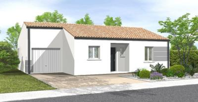Achat maison Mortagne sur Sevre • <span class='offer-area-number'>62</span> m² environ • <span class='offer-rooms-number'>3</span> pièces