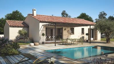 Vente maison St Jean de Fos • <span class='offer-area-number'>80</span> m² environ • <span class='offer-rooms-number'>5</span> pièces